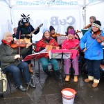 Folk music group