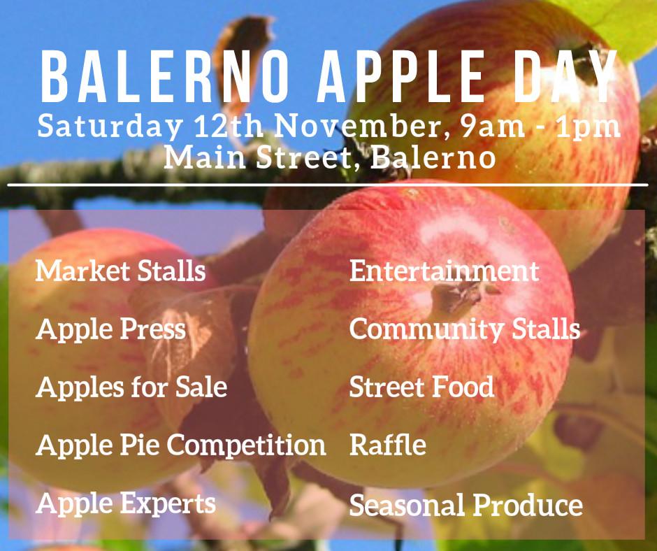 Balerno Apple Day